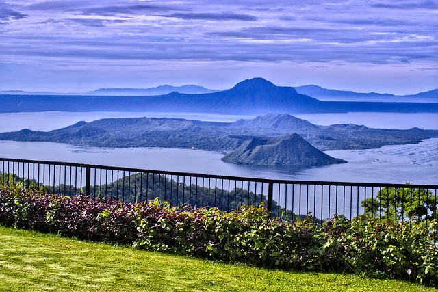 Late Morning At Taal