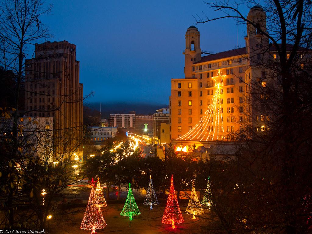 Arlington Christmas Lights
