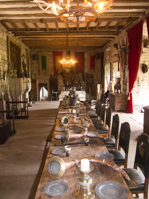 medieval dining hall flickr photo sharing