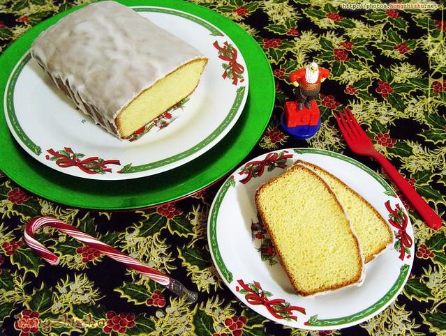 Whipped Eggnog Loaf Cake | Flickr - Photo Sharing!