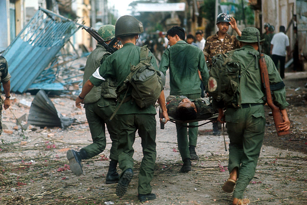 an account of the 1968 my lai incident in vietnam The vietnam war on trial: the my lai massacre and the court-martial of lieutenant  anyone seeking an authoritative account of my lai,  on 16 march 1968,.