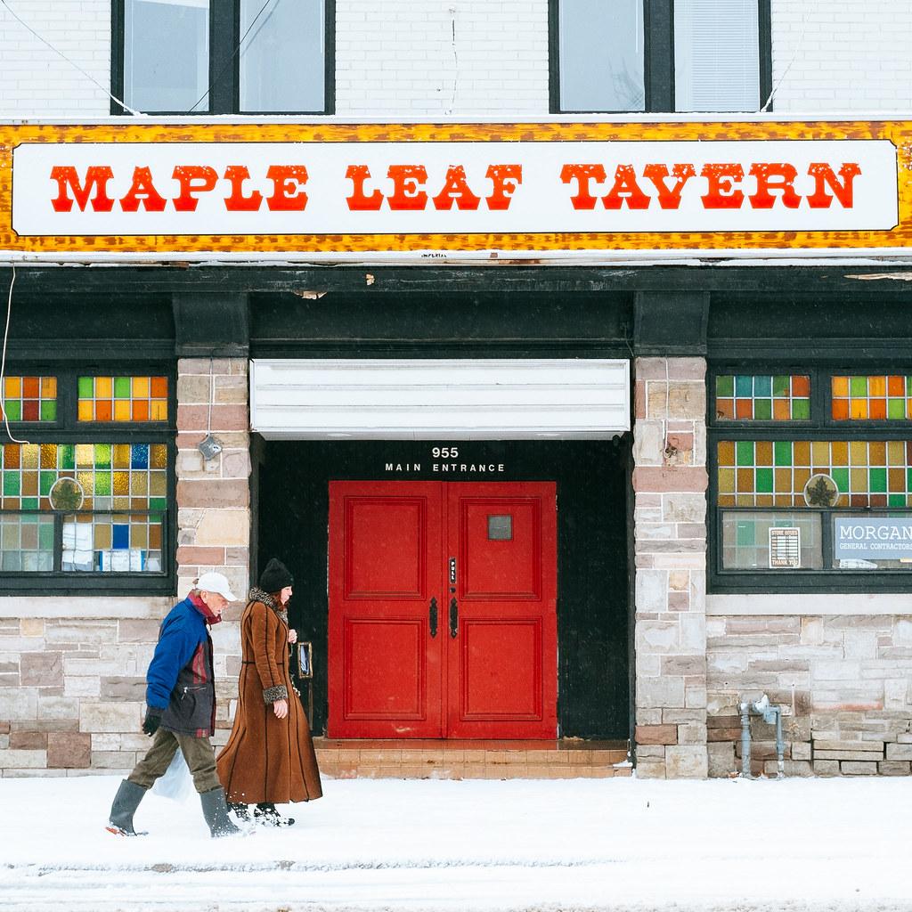 Maple Leaf Tavern | optiklenz13 | Flickr