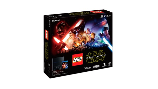 LEGO Star Wars: The Force Awakens PS4 bundle coming 28th June