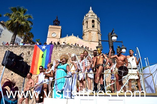 GAY PRIDE SITGES 2016 PROGRAM & FOTOS