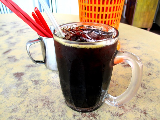 Ban Chow Fook Coffee Restaurant kopi-o-peng