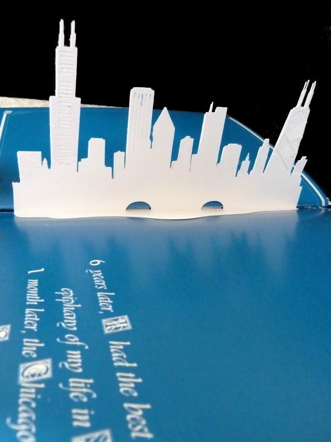4_Chicago | Pop-Up Book, Chicago Skyline Pops-Up | Petrina ...
