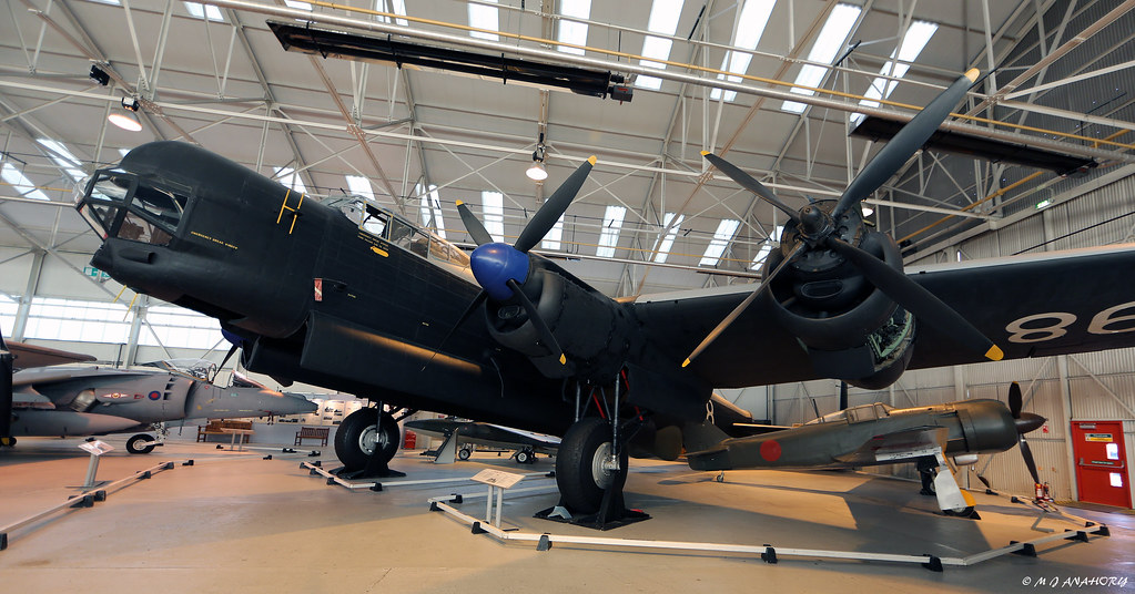 Royal Air Force Avro Lincoln Rf398 Royal Air Force Museum