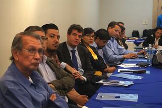 Taller NAMA de Eficiencia Energética en Edificios Públicos en El Salvador