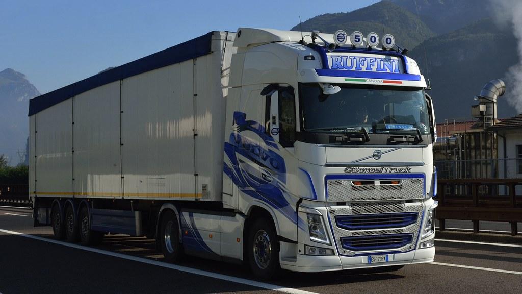 I Ruffini Volvo Fh 500 Gl04 Bonsaitruck Flickr