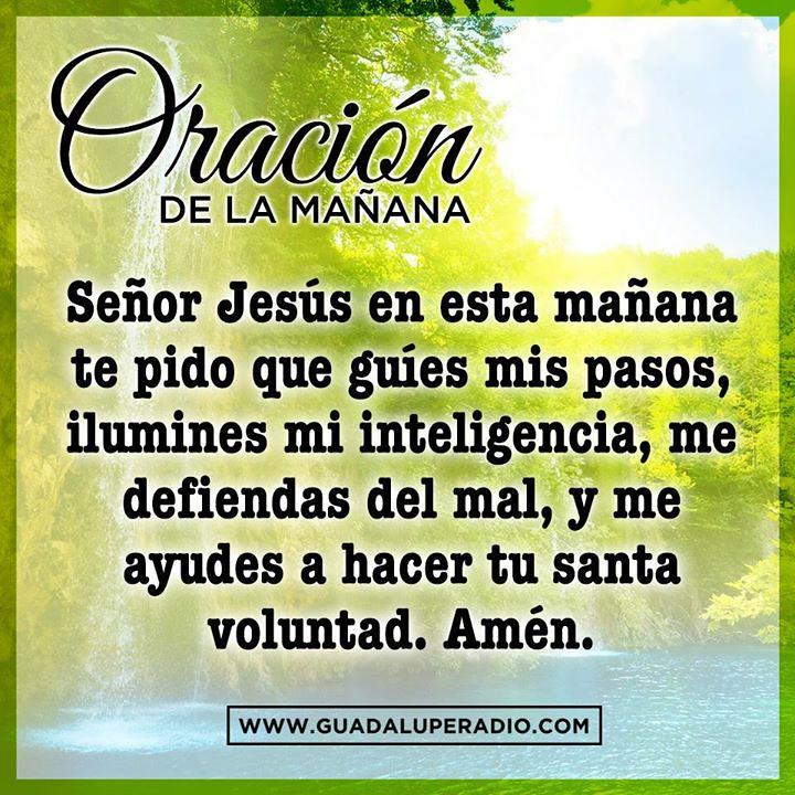 Oraciondelama�ana Queridos hermanos, demos gracias a Dios por que ...