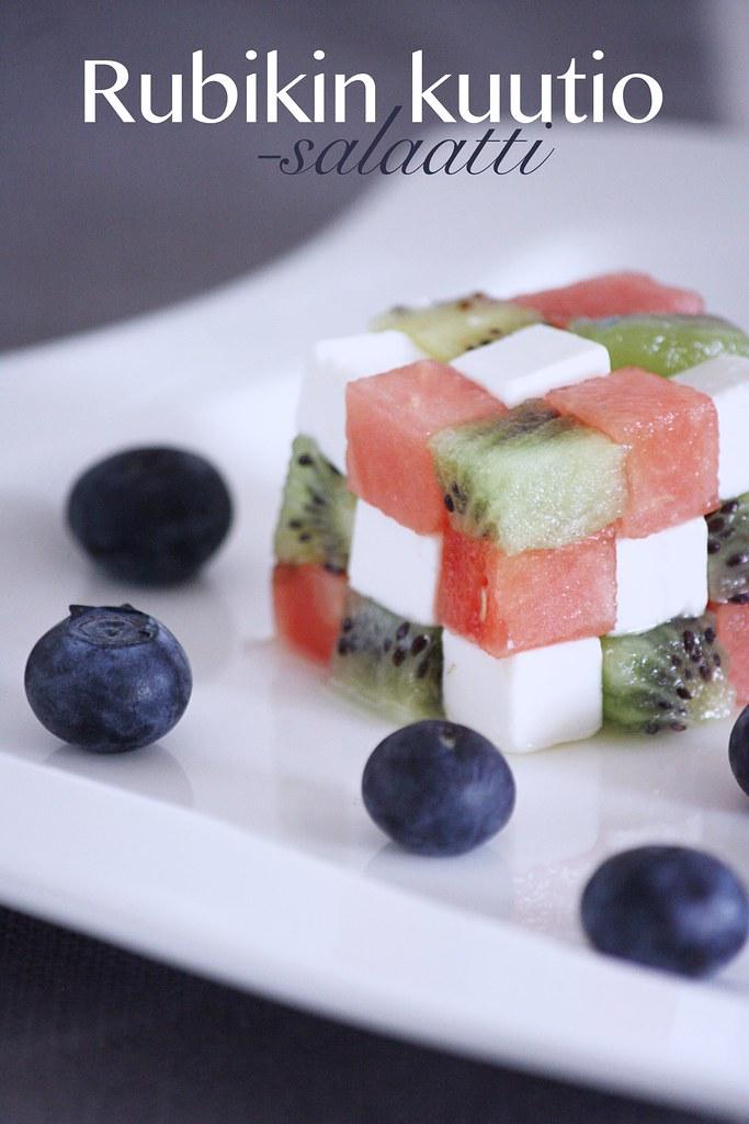 rubikinkuutio-salaatti