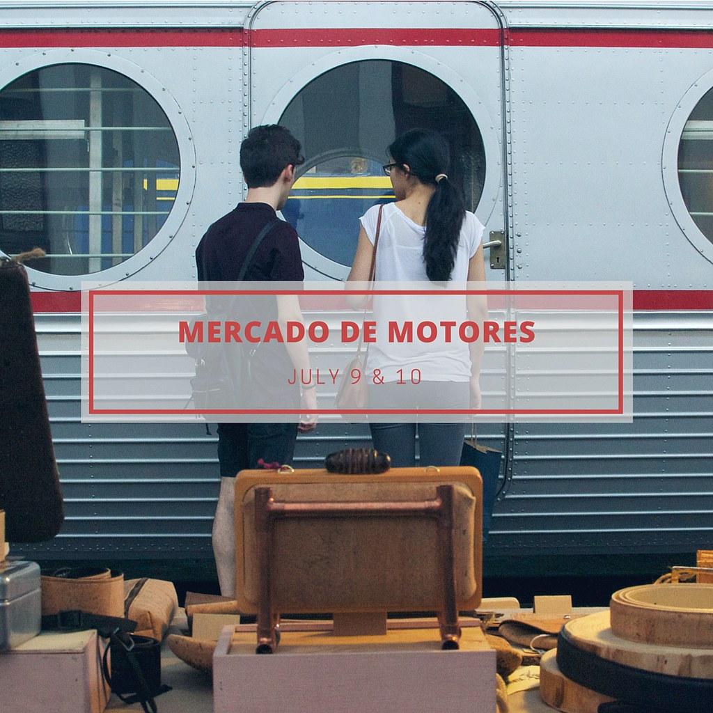 Mercado de Motores Julio 2016