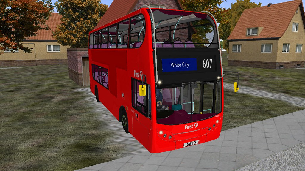OMSI 2 - Enviro400 - First London | First London Repaint for… | Flickr