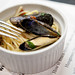 Spaghetti with Mussels in Spicy Tomato Sauce