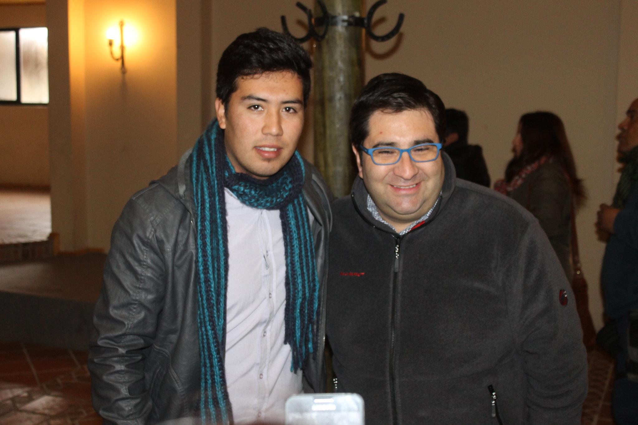 Alcalde Vásquez da nueva posibilidad de postular a Beca Municipal - 2016