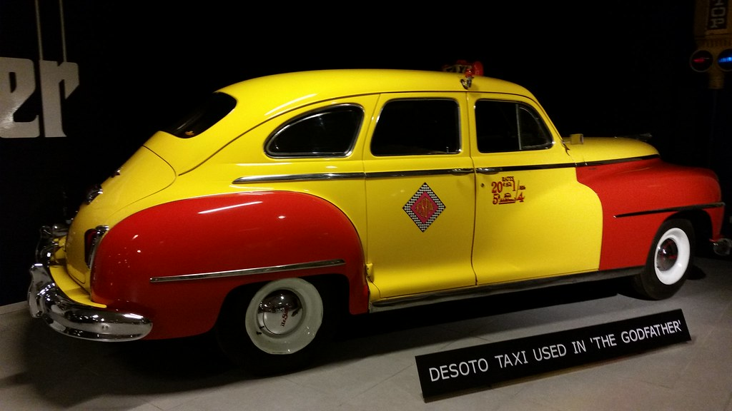 Used Cars Movie >> 1946 DeSoto Custom Series S-11C Taxicab | Movie Car used in … | Flickr