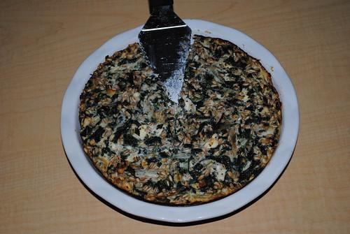 Spinach-Feta-Farro Egg White Frittata (15)