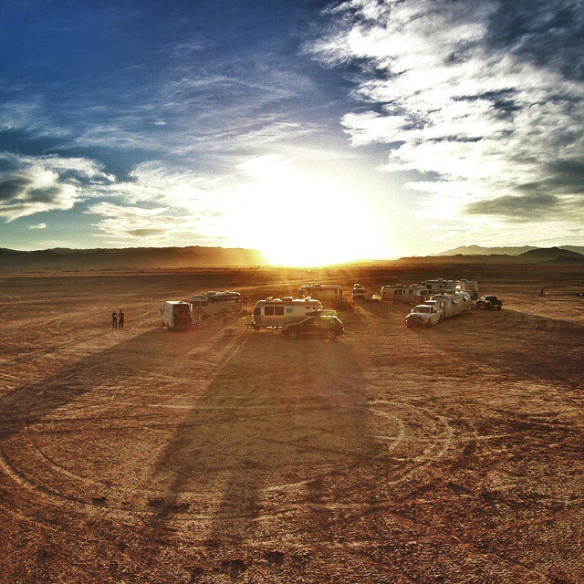 Still reeling from 10 epic days of dust-filled fun with friends old and new. Thanks to everyone who made it out there. Our little corner of Instagram is filled with amazing people and we can't wait to do it again. I shot a couple hours of drone footage an