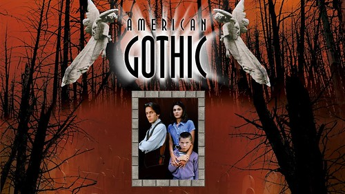 American Gothic - TV Series - Poster 2