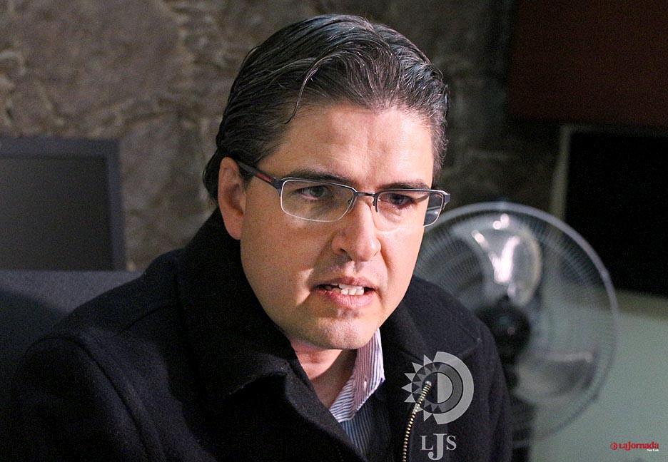 Jorge Alejandro Vera Noyola. Foto: César Rivera