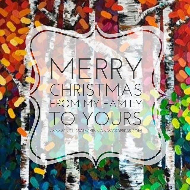 A Very Merry Borik�n Christmas: Wishing You And Your Family A Very Merry Christmas And A H