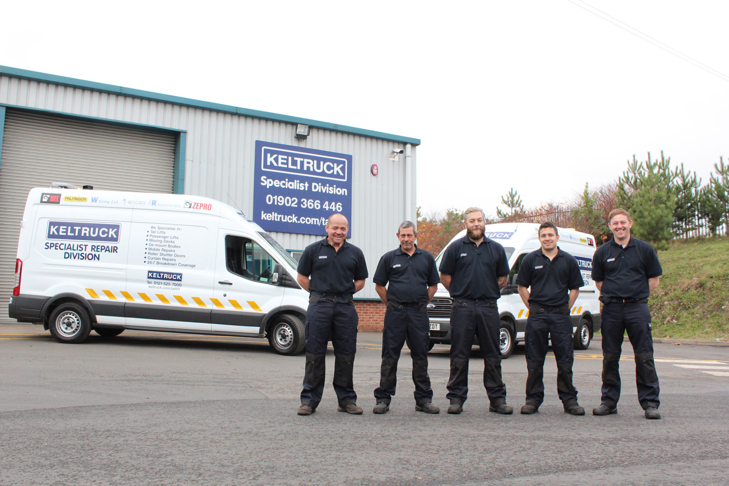 Specialist Services from Keltruck