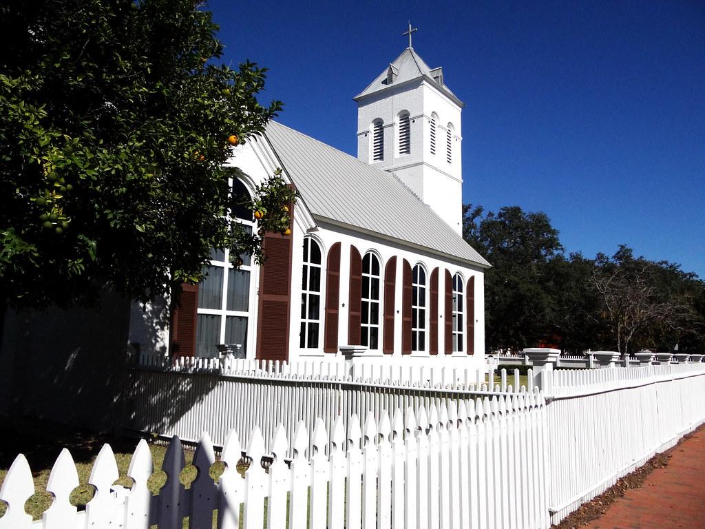 Picket Fence Historic Pensacola Village Florida Flickr