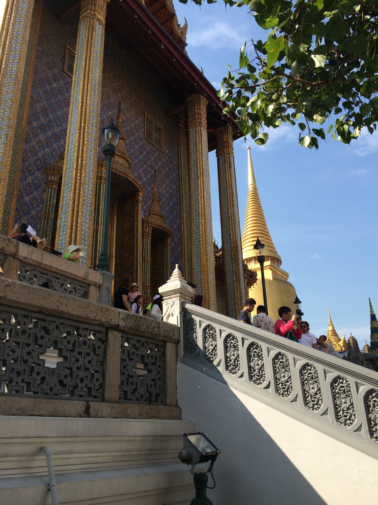 Temple of the Emerald Buddha 2 - Copyright Travelosio
