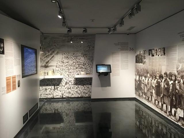 Museo del Genocidio en Ereván (Armenia)