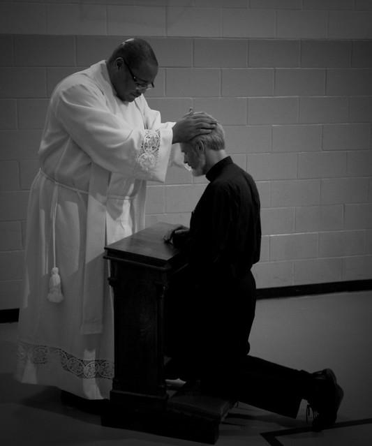 Fr. Doug hunter - First Mass of Thanksgiving