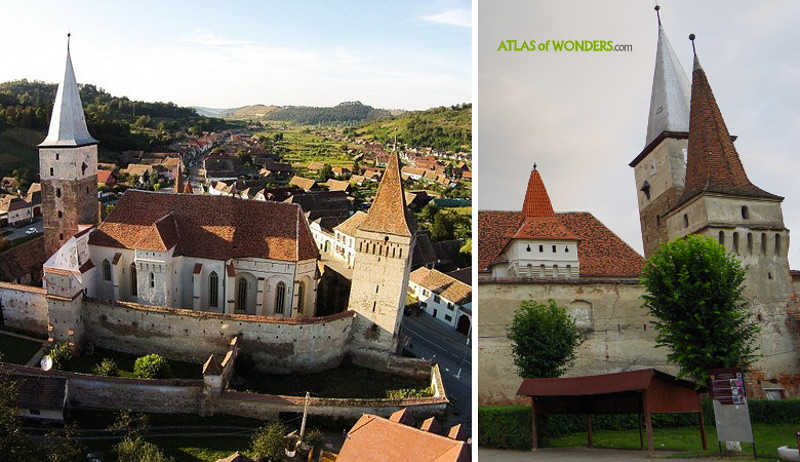 Iglesias de Transilvania