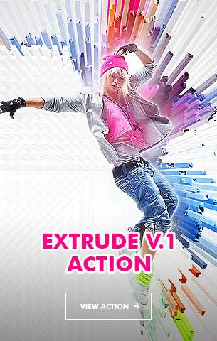 Creative Splatter Photoshop Action - 57
