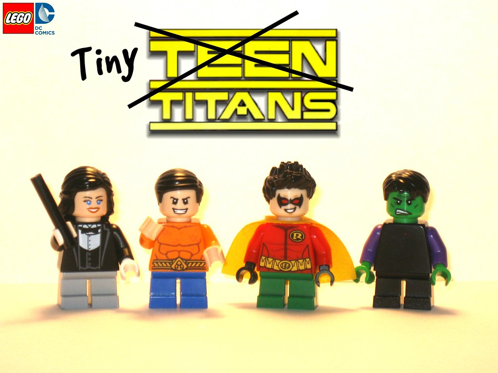 Just teen titans group