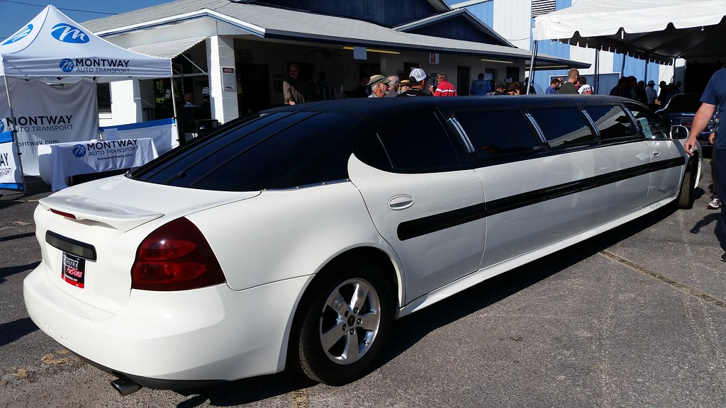 2005 pontiac grand prix stretch limousine zephyrhills fall flickr. Black Bedroom Furniture Sets. Home Design Ideas