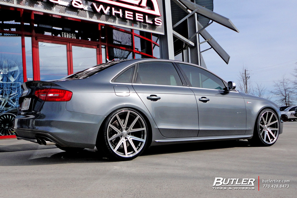 Audi S4 With 20in Tsw Rouge Wheels Additional Picture