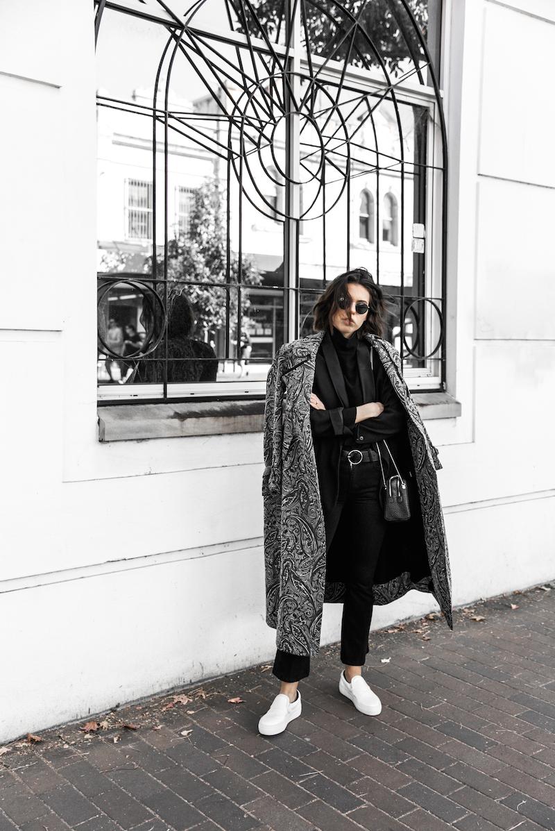 NAKED VICE x MODERN LEGACY affordable luxury bag celine sneakers Ellery coat (1 of 19)