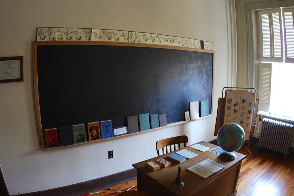 Blackboard Innovative Classroom ~ Classroom and blackboard jacobs hall kentucky school