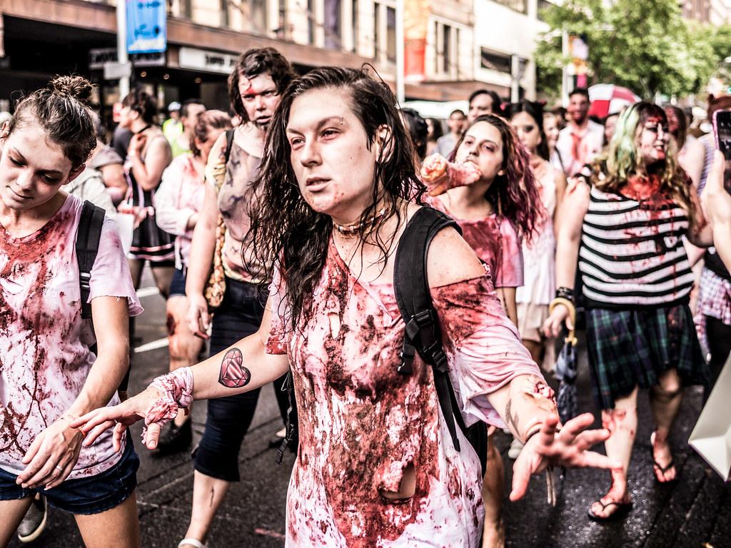 zombie walk sydney 2014 1040 - photo#31