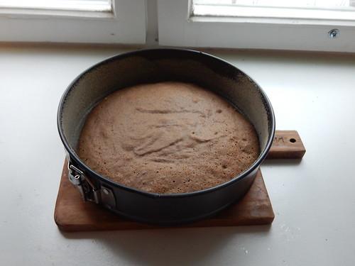 фоторецепт бисквита с молотым семенем льна | horogromko.ru