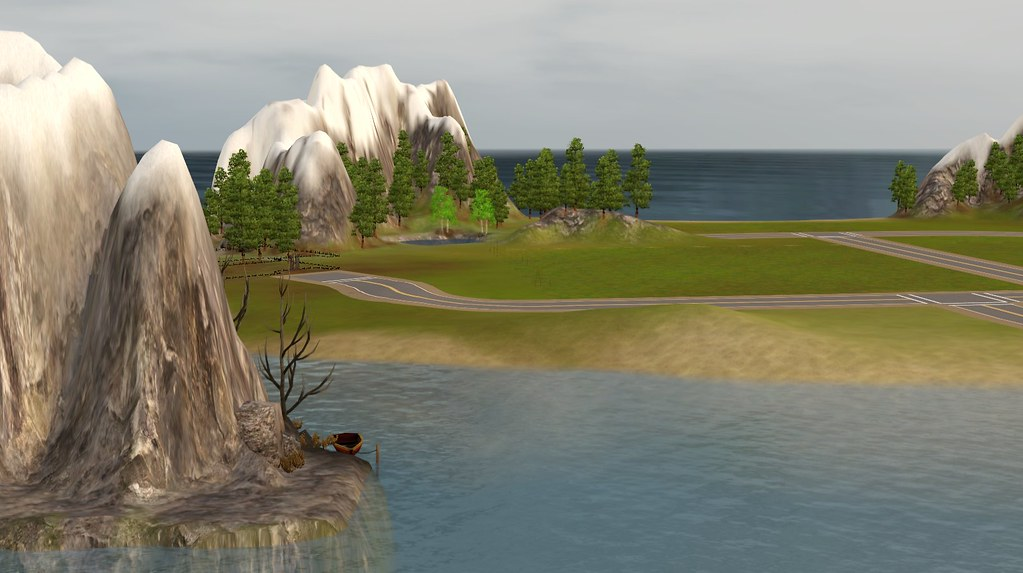 Simmetry Isles, a New World, Sims3 27084040022_eec2450b4c_b