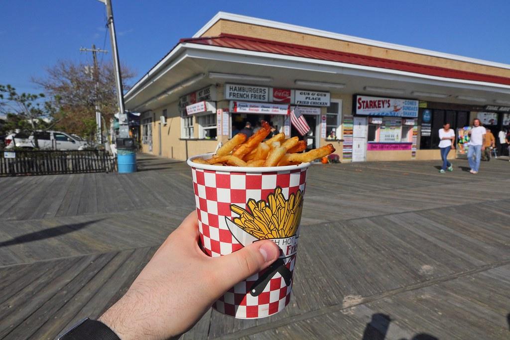 Boardwalk Fries! | Gus & Gus fries are the best! | Ryan Keene | Flickr