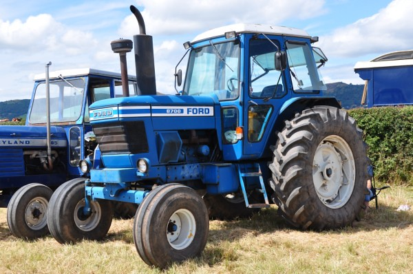 Ford 8700 Tractor : Ford welland steam truck photos flickr