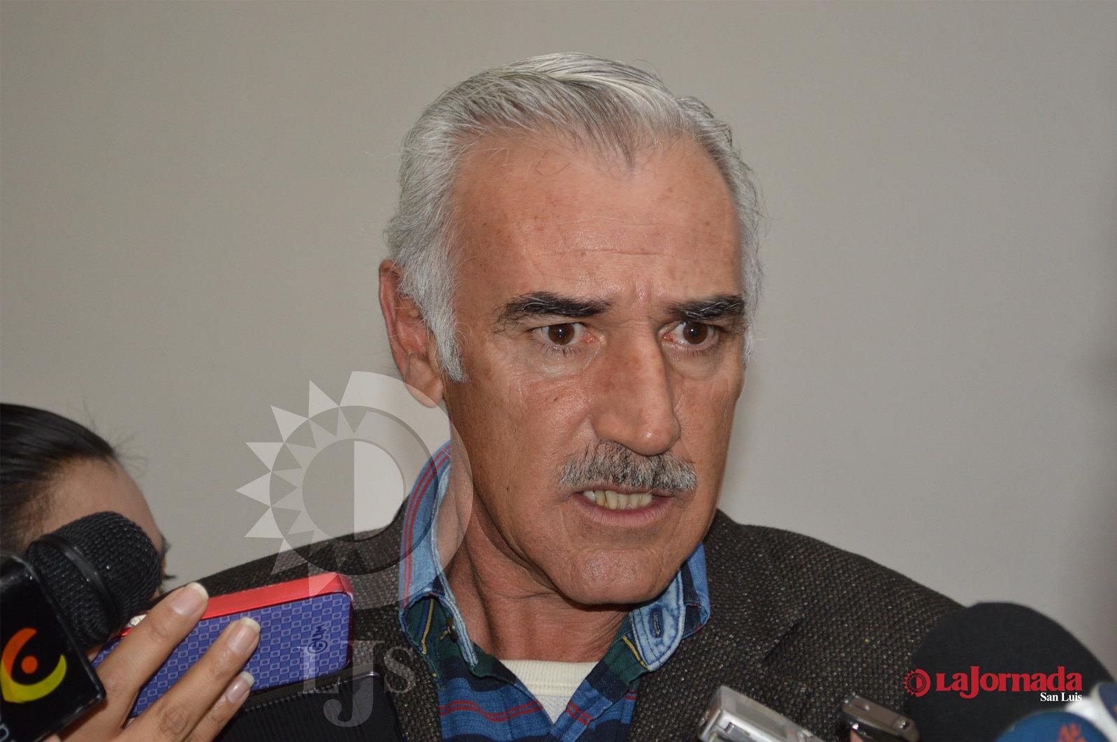 Alejandro Zapata Perogordo. Foto: César Rivera