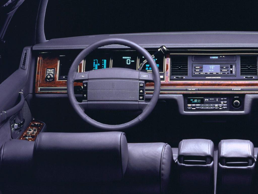 1991 1994 Lincoln Town Car 1991 1994 Lincoln Town Car