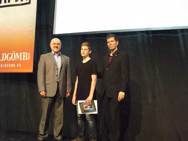 VCSE - Jandó Dániel (11-14 éves korcsoport, I. díj)