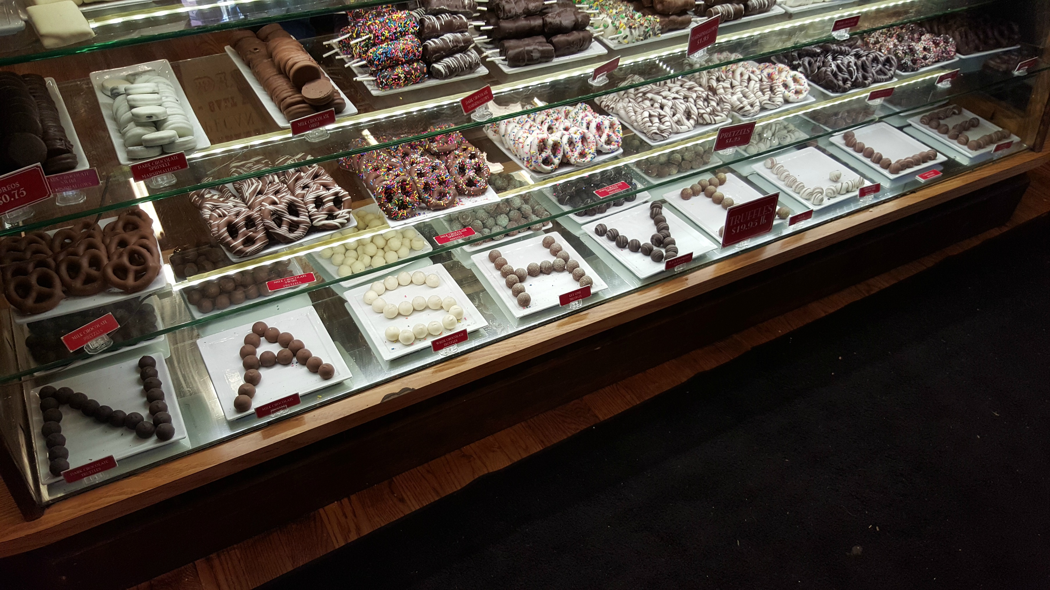Savannah's Candy Kitchen Nashville