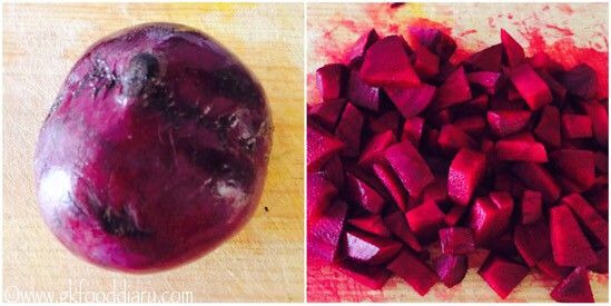 Beetroot Jam Recipe for Toddlers and Kids - step 1