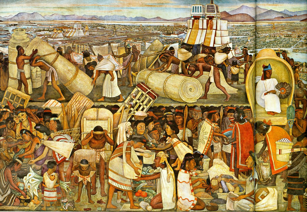 tenochtitlan city today