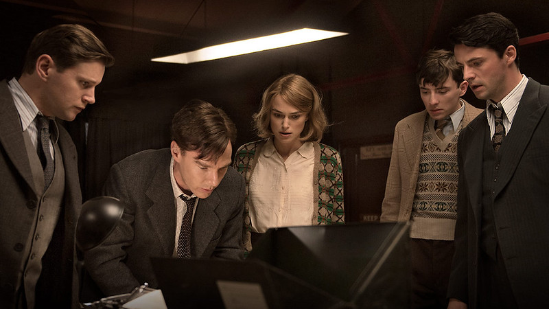 The Imitation Game movie sumber creative common flickr