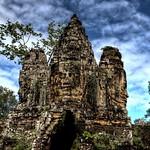 Camboya. Templo de Angkor Thom